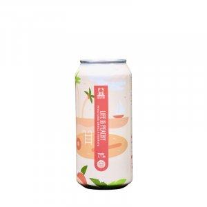 Brew York – Life Is Peachy Peach & Vanilla Sour IPA