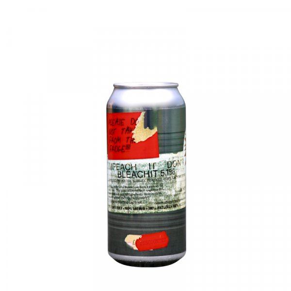Staggeringly Good – Impeach It Don't Bleach It Peach Smoothie IPA