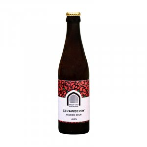Vault City Brewing – Strawberry Session Sour