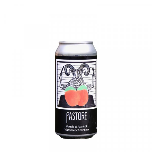Pastore Brewing – Peach & Apricot Waterbeach Weisse