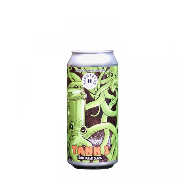 Hammerton – Tank 1 DDH Pale Ale