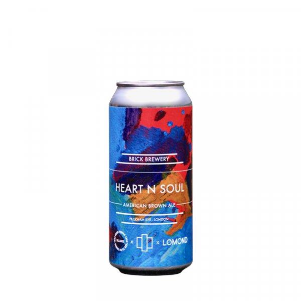 Brick Brewery – Heart N Soul American Brown Ale