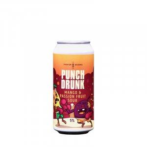 Phantom Brewing Co. –  Punch Drunk Mango & Passionfruit Sour