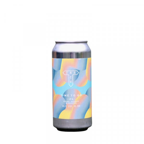 Track Brewing Co. – Time To Go IPA