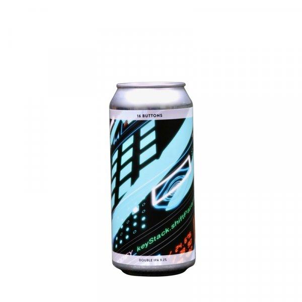 Gamma Brewing Co. – Hjernevasker Double IPA (Copy)