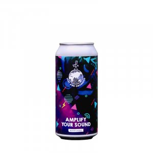 Lost & Grounded – Amplify Your Sound Black Lager