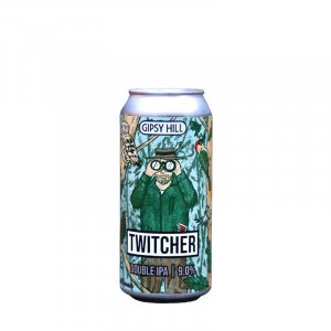 Gipsy Hill – Twitcher Double IPA