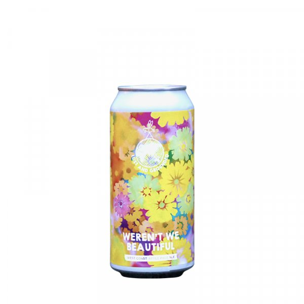 Lost & Grounded – Weren't We Beautiful Pale Ale