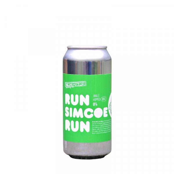 Neon Raptor – Run Simcoe Run DIPA