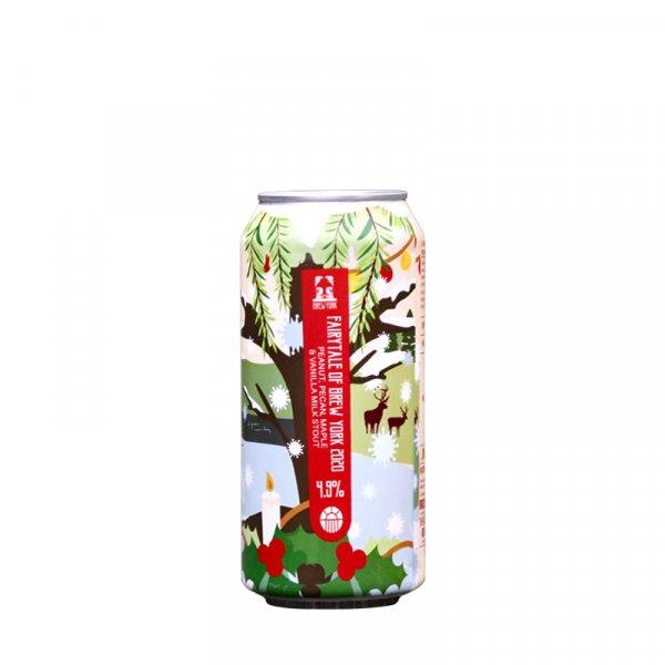 Brew York – Fairytale Of Brew York Salted Caramel & Hazelnut Stout