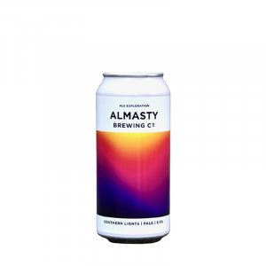 Almasty Brewing Co. – Southern Lights Pale