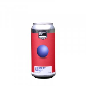 Pressure Drop – Big Berry Energy Five Berry Sour