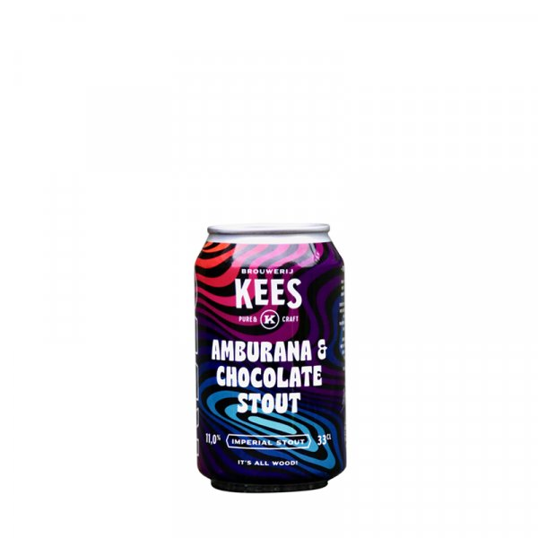 Kees Brewery – Amburana & Chocolate Imperial Stout