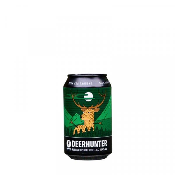 Frontaal Brewery – Deerhunter Imperial Stout