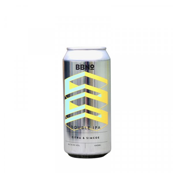 Brew by Numbers – 55 DIPA Citra & Simcoe