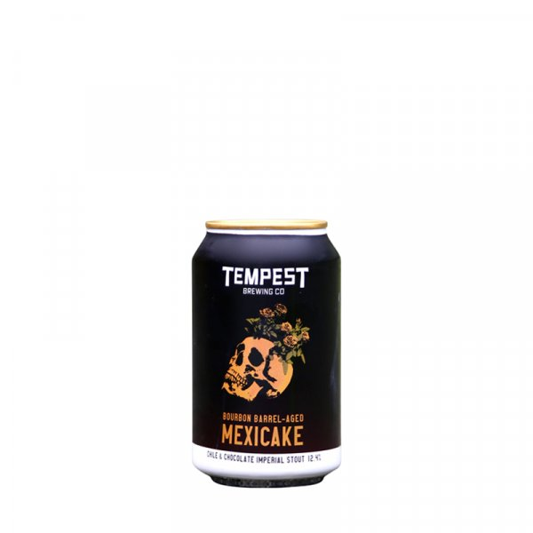 Tempest – Bourbon Barrel-aged Mexicake Chilli & Chocolate Imperial Stout