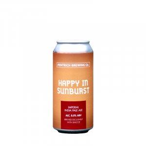 Pentrich – Happy In Sunburst Imperial IPA