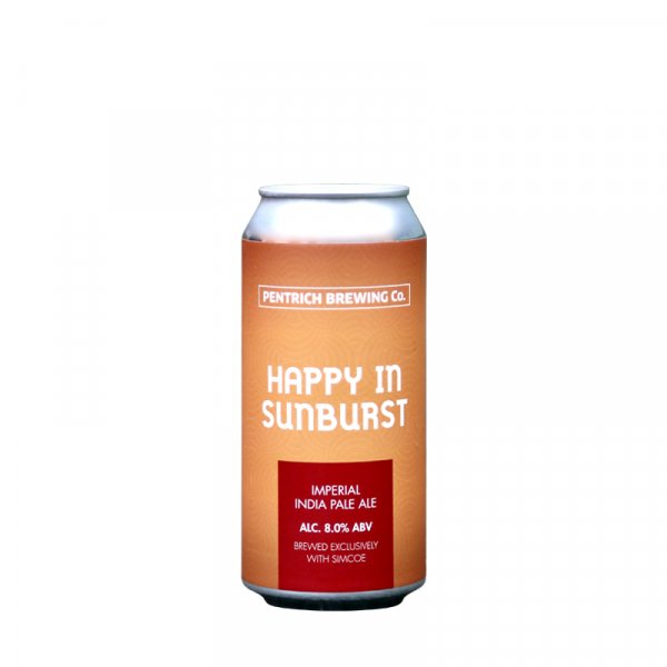 Pentrich – Happy In Sunburst Imperial IPA