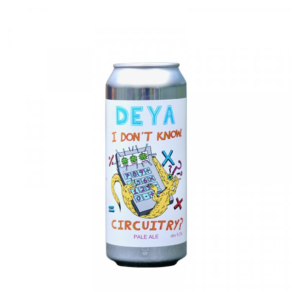 DEYA Brewing – I Don't Know Circuitry Pale Ale