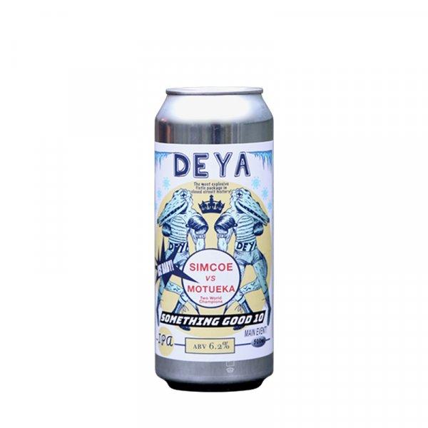 DEYA Brewing – Something Good 10 IPA