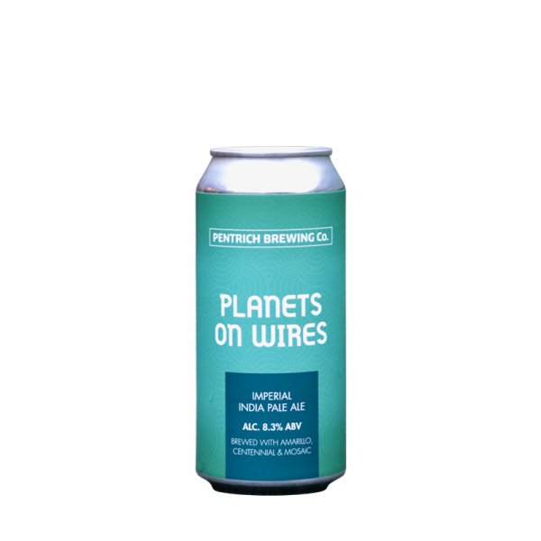 Pentrich – Planets On Wires Imperial IPA