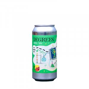 Verdant Brewing Co. / DEYA Brewing – Degrees DIPA