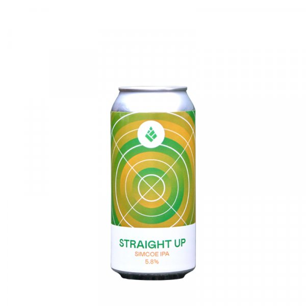 Drop Project Brewery – Straight Up Simcoe IPA