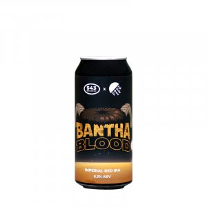 S43 Brewery – Bantha Blood Imperial Red IPA