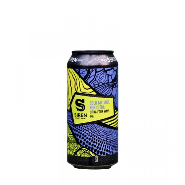 Siren – Sold My Soul For Citra IPA