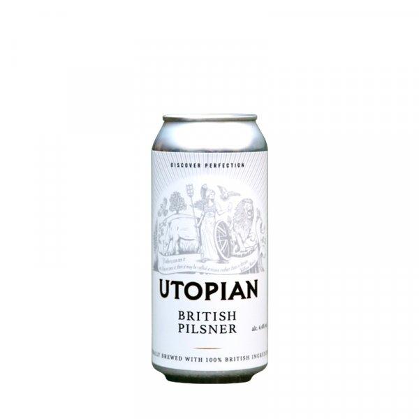 Utopian Brewing – British Pilsner
