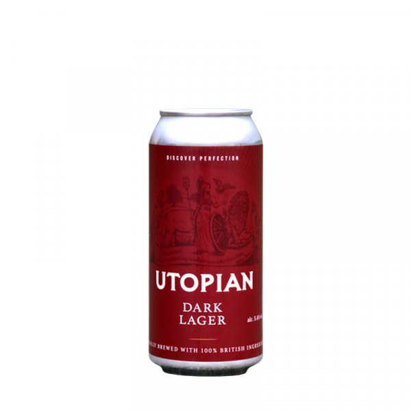 Utopian Brewing – Dark Lager