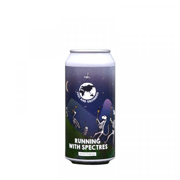 Lost & Grounded – Running With Spectres Baltic Porter