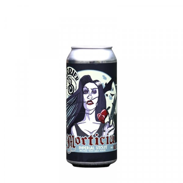 Barrier Brewing Co. – Morticia Oak Aged Imperial Stout