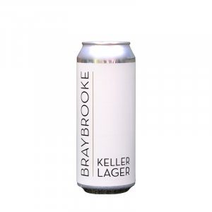 Braybooke Beer Co. Keller Lager