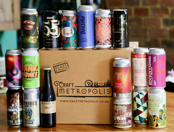 box of beers