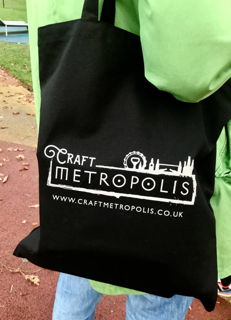 Craft Metropolis – Tote Bag