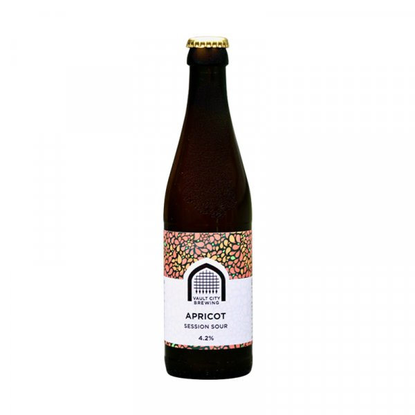 Vault City Brewing – Apricot Session Sour
