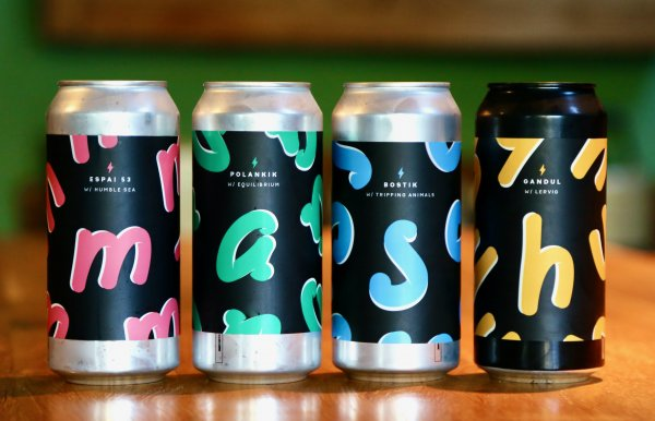 Garage Beer Co. – MASH Box Set (4 x beer box set)