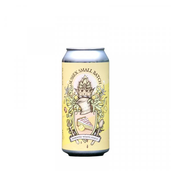 Sussex Small Batch – Banoffee White Stout