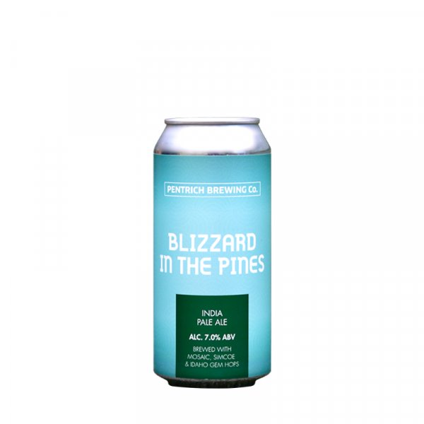 Pentrich – Blizzard in the Pines IPA