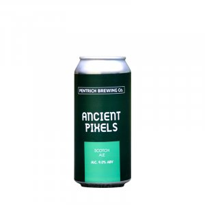 Pentrich – Ancient Pixels Scotch Ale