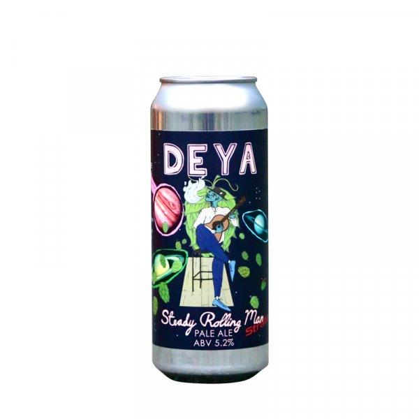DEYA Brewing – Steady Rolling Man Strata Pale Ale (Image coming soon)