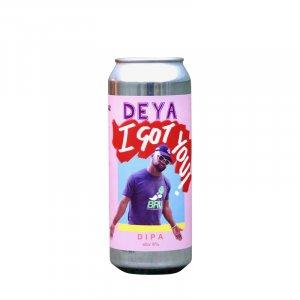 DEYA / Track / Verdant / Finback – I Got You DIPA