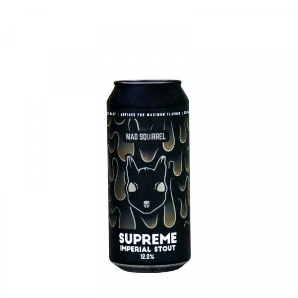 Mad Squirrel – Supreme Imperial Stout