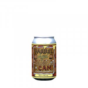 Amundsen – Pecan & Maple Pie Barrel Aged Dessert in a Can