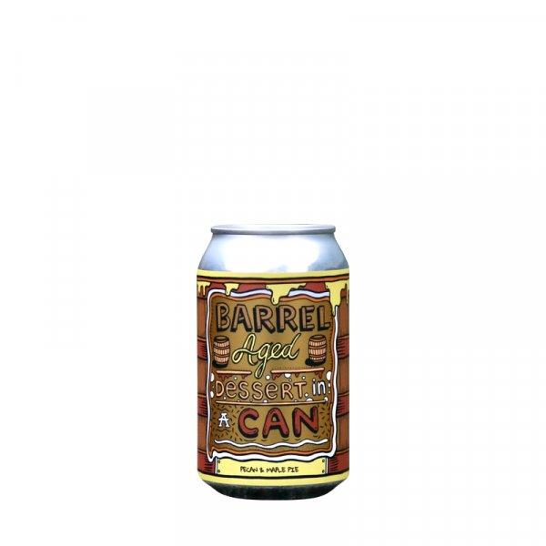 Amundsen – Pecan & Maple Pie Barrel Aged Dessert in a Can