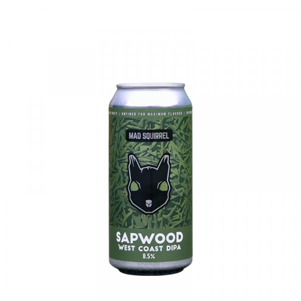 Mad Squirrel – Sapwood West Cost DIPA