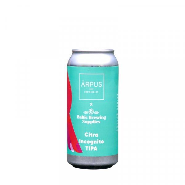 Ārpus Brewing Co. – DDH Citra Incognito TIPA