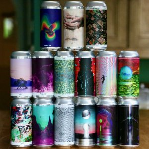 The Danish Beast Craft Beer Box – 15 Pale Import Beers – £79:95 delivered!