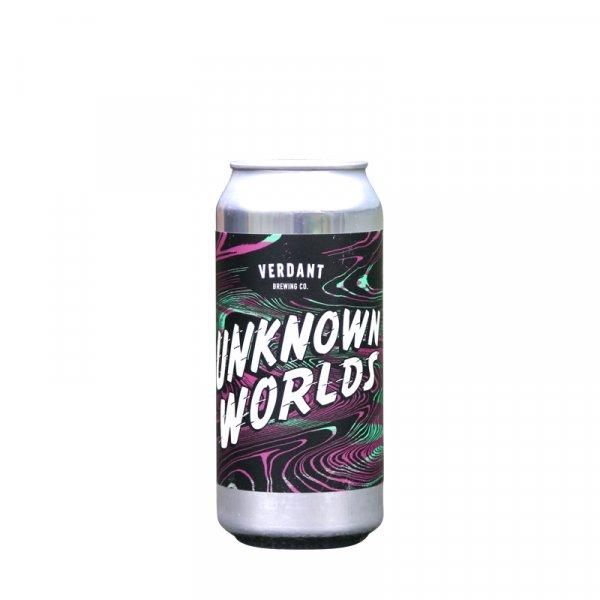 Verdant – Unknown Worlds Pale Ale